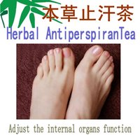 Wholesale Feet Sweating Please drink Herbal antiperspirants tea