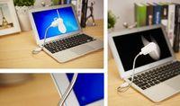 Wholesale Mini Flexible USB Air Fan For Heat Summer Outdoor Home Charge Portable Power Bank Fan for PC Laptop Desktop USB Gadget Fans