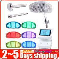 beauty color laser - Desktop LED Light Lamp PDT Skin Rejuvenation Anti aging Machine Color Soft Photon Laser Beauty Equipment
