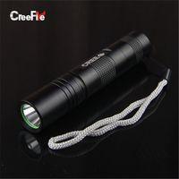 Wholesale Promotion High Quality Portable Mini LED Flashlight Mode Adjustable IPX Waterproof Torch Light