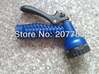 Wholesale 600pcs Original Blue Garden Watering Gu Spray Nozzle Lightweight Pattern Adjustable Nozzles