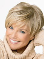 Cheap Short Nature Wigs Short Blond Synthetic Hair High Quality Cheap Lace Front Wigs for Black Women Short Wigs Hot Sale