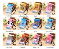 Cheap Cartoon Clear Waterproof Pouch For IPHONE5 5S 6 6S PLUS S7 Dry Case Cover For 5.5 inch Camera Mobile phone Waterproof Bags DHL free