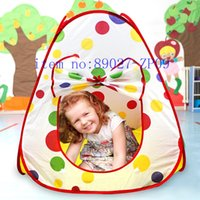 age house - New foldable ocean ball multicolor cm play funny game kid toy tent house indoor outdoor sport tent age