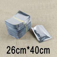 aluminium recycling - 100pcs cm cm High Quality Aluminium VMPET Foil Recycling Package For Headphones Polypropylene Bag