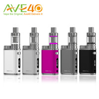 Wholesale Eleaf iStick Pico TC W Starter Kit Mod Temperature Control mini than Kanger Dripbox use Ijust2 same Coil Contton
