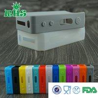 Precio de Caso ipv3-Multi-Colores IPV 3 Li Fundas de silicona Funda de caucho suave de silicona Funda protectora Bolsas de la caja para el cigarrillo electrónico IPV3 Li 165W Mod