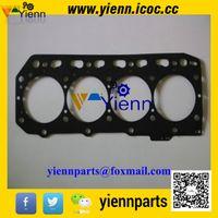 Wholesale Yanmar TNV88 D88E TNE88 Cylinder head gasket For V5 V5D V4 D V4 loader engine TNV88 XBX TNE88 BY TNV88BNKAH