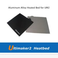 Wholesale New D Printer Parts DIY UM2 Ultimaker Heated Bed Hotbed Heating Bed with Aluminum Alloy