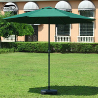 automatic patio umbrellas - 2 m circular hand outdoor garden umbrellas patio umbrellas outdoor umbrellas