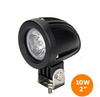 Wholesale Work Light W inch round searchlight electric motorcycle off road lights CREE led outdoor lights