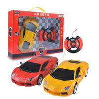 Wholesale RD Brands Toys RC Cars Model Toys Mhz Rc Cars Channels Wireless Remote Control Car Toys Rc Model A154