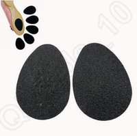 Wholesale Anti Slip Self Adhesive Shoes Mat High Heel Sole Protector Rubber Pads Cushion Non Slip Insole Forefoot High Heels Sticker CCA5040