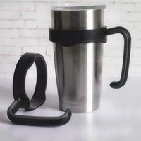 Wholesale SF EXPRESS SEND oz Yeti Tumbler Rambler Holder Plastic Single Handle for Stainless Steel Yeti Cups