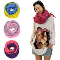 Long acrylic scarf soft - Ladies Fold Fashion Scarf Can Be MUSLIM HIJAB Cotton Drape Patchwork Long Soft Comfortable Colorful Candy Color Women Scarf DC17