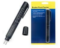 automotive brake tools - 2016 HOT Brake Fluid Tester Pen LED Car Vehicle Auto Automotive Testing Tool Car Vehicle Tools Diagnostic Tools