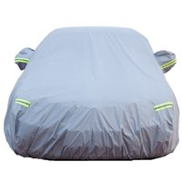 Wholesale Car Covers Thickening and cotton car clothing waterproof sunscreen car covers Full Car Covers
