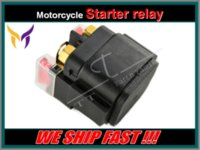 atv starter relay - Street ATV Motorcycle GE Parts Starter Solenoid Relay Ignition Key Switch For Yamaha YZF R6 YZF R6 CHAMPION