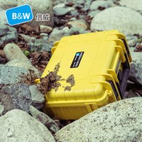 Wholesale Tool case toolbox camera bag Impact resistant sealed waterproof protective tool case security tool equipment with pre cut foam