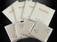 Wholesale New white DIY Beads Charms Jewelry Cleaning Polishing Cloth New Pandora Polishing Cloth Jewelry Cleaners Polish for DIY fashion
