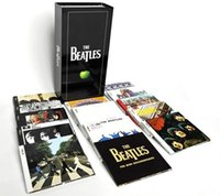 beatles box - High Quality The Beatles Stereo Box music CD Boxset New Sealed