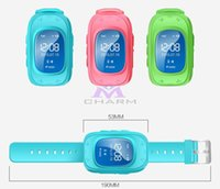 android phone finder gps - 2016 Smart Kid Safe GPS Watch Wristwatch SOS Call Location Finder Locator Tracker for Kid Child Anti Lost Monitor Baby Gift Q50