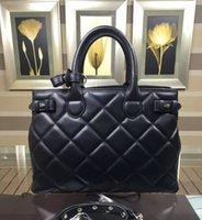 Wholesale brand new lady tote bag women genuine leather hand Bags famous designer shoulder bag fashion purse