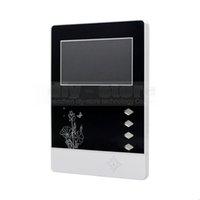 aluminum intercoms - 2016 New inch TFT Color LCD Display Aluminum Alloy CCD Camera Video Door Phone Intercom Doorbell LED Color Night Vision