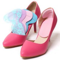 Wholesale Multicolor Insole Pads High Heel Gel Foot Care Protector Anti Slip Cushion Shoe Insert Dance foot care