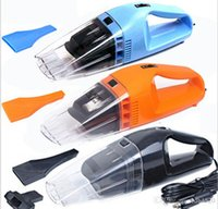 Wholesale W car vacuum cleaner car with large power wet and dry rice noodle DHL freeshipping