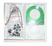 Wholesale New version Simple metal detector electronic kit Circuit board DIY kit