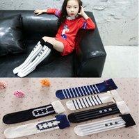 best cotton knit dress - Best Socks Girls Cotton Sock Children Clothes Kids Clothing Socks For Kids Korean Girl Dress Fashion Knit Knee High Socks Ciao C23971