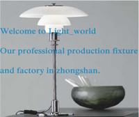Wholesale Louis Poulsen PH Glass Table Lamp desk lighting Denmark Modern light Louis Poulsen Poul Henningsen table Light