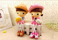 Wholesale Home Decoration Cute Mini Figurine Resin Fridge Magnets Ployresin Souvenir For Kids without manget16092906