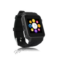 Cheap Golden Men Watch Smart Watch for Apple iPhone 6 5s 5C 5 Bluetooth Wrist Watch for Samsung Huawei Xiaomi Android Smartphone A9S