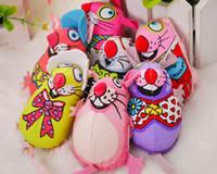 Wholesale 20PCS Pet Cat Toy Fatcat Pet Toy Fat Cat Toy With Catmint Catnip Colorful Mouse Funny Cat Toys