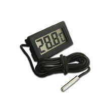 Wholesale Vorkin Digital LCD Fridge Freezer Aquarium Kitchen Temperature Thermometer Refrigerator
