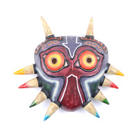 Wholesale Majora s Mask Legend Of Zelda Majoras Skull Kid Cosplay Wearable Same Day Shipping