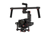 Wholesale Original DJI Ronin custom developed of a three axis handheld PTZ system For Photographers Make Movie and TV Video Camera Picture Free DHL