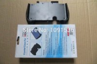 Wholesale Controller Hand Grip Handle Joypad Stand Case For NEW Nintendo DS XL NEW DSLL BLack