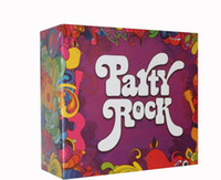 Wholesale 2016 yeti Party Rock Disc Music Audio CD Box