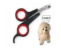 Wholesale Pet Dog Cat Care Nail Clipper Scissors Grooming Trimmer