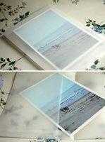Wholesale New Korea Vintage Blank Translucent vellum envelopes DIY Multifunction lovely Gift