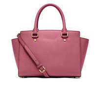 Wholesale 2016 girls Cross Body Top Quality Selma Saffiano Leather Medium Satchel women handbags Messenger small Bag