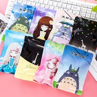Wholesale Summer home daily ice bag portable ice packs Sweet and pure and fresh ice compress bag cartoon ice pack