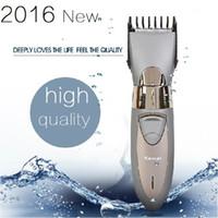 Wholesale Electric Trimmer hair clipper for men beard trimmer cutter hair cutting machine haircut professional Titanium blade mm