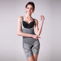 bamboo yoga clothes - New Natural Womens Yoga Set Bamboo Fiber Body Shaping Clothing PushUP Sportswear Gray L XL
