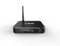 Wholesale High quality Android TV Box aluminum material T95 Amlogic S905 Quad Core GB GB HDMI2 k k D WIFI smart box