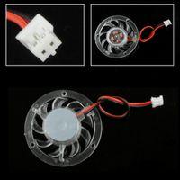 Wholesale Cooling Fan mm Pin PC Graphics VGA Video Card Heatsink Cooler V Cooling Replacement Fan EL3380