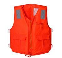 adult life vest - Hot Sale Adult Safety Life Jacket EPE foam Universal Swimming Underwater Drifting Boating Ski Surfing Vest